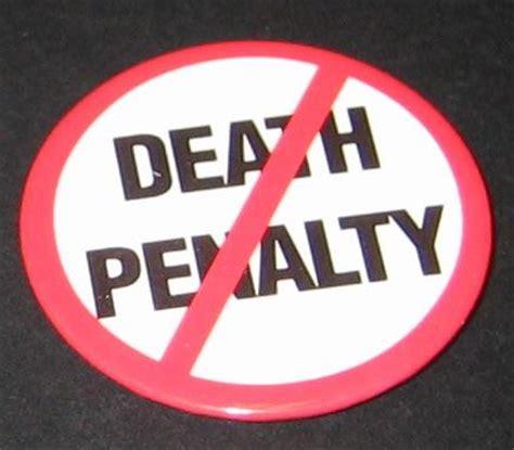 Con essay on death penalty
